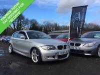 2008 08 BMW 1 SERIES 116I 1.6 M SPORT 3DR 121 BHP