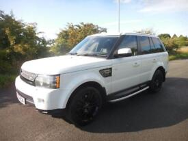 2012 Land Rover Range Rover Sport 3.0 SD V6 HSE (Luxury Pack) 4X4 5dr