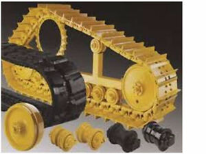 Undercarriages for all your machines