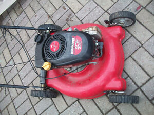 4.5 HP lawnmower needs a O'ring for cab and break cable