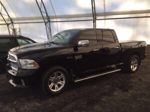 2014 Dodge Power Ram 1500 Eco Diesel Limited Pickup Truck