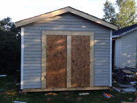 Newly built 10'x12' shed for sale