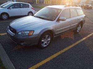 2006  Subaru Outback H6  3.0
