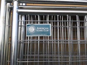dog kennel stainless steel