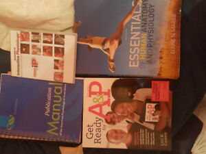 Niagara college nursing text books