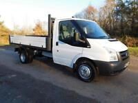 Ford Transit T350 MWB TIPPER ONE STOP ALLOY BODY