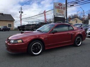 2003 Ford Mustang GT / Low Mileage / 4.6L / Leather