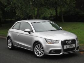 Audi A1 1.6TDI ( 105ps ) 2011 Sport * FULL AUDI SERV HIST + 2 KEYS + CLEAN CAR *