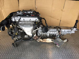mazda miata 2000-2005 engine 6 speed transmission