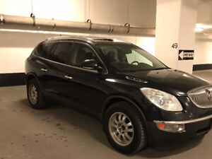 2010 Buick Enclave CXL SUV Leather Entertainment Pack 7 seater!