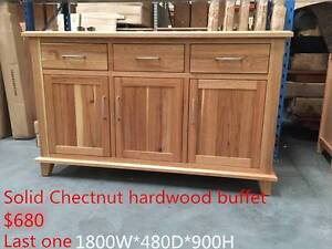 FACTORY DIRECTLY SALE---Solid Buffet in varied Aussie Hardwood Dandenong South Greater Dandenong Preview