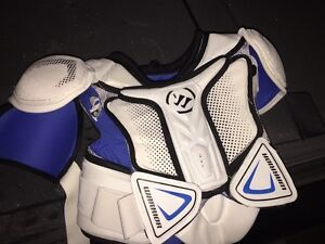 Chest Protector, Warrior Jr large. Worn 1 year