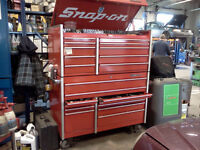 SNAP-ON COFFRE A OUTIL SNAP-ON TOOL BOX