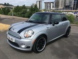 2010 MINI HATCH COOPER HATCHBACK PETROL