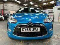2015 DS Automobiles DS 3 DStyle Hatchback Petrol Manual