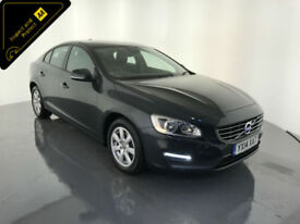 2014 VOLVO S60 BUSINESS EDITION D3 DIESEL SALOON SERVICE HISTORY FINANCE PX
