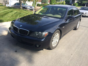 2006 BMW 750i . Immpecable, $7999