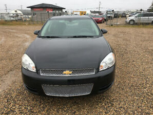 2012 CHEVY IMPALA ( LOW LOW KMS. )