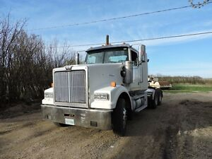 WESTERN STAR DAYCAB WITH WET KIT