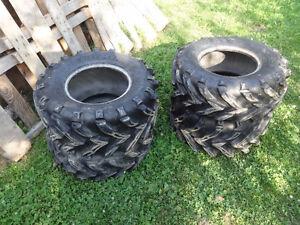 4 ATV tires