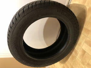 Single Car Tire (no rim)