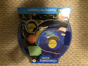 Brand new unopened - Discovery Panning for gold kit