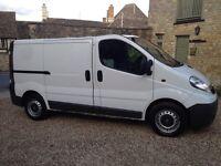 Vauxhall vivaro- 2 sliding door - 12 month mot - NO VAT - very well maintained