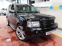 Land Rover Range Rover Sport 4.2 V8 auto 2005MY Supercharged First Edition LPG