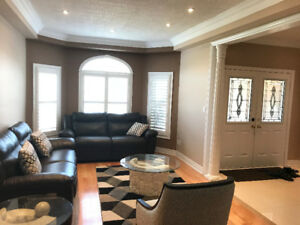 Newly Renovated Home In Markham,Great Location Main & Upper Only