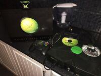 Original Xbox coin ops