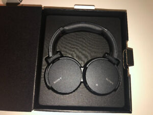Sony XB950N1 Noise Cancelling Wireless Headphones - EXTRA BASS