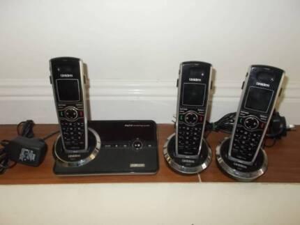 Uniden Digital Elite 3 handset cordless phone