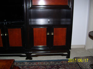 HIGH QUALITY ASIAN INSPIRED CABINET/BOOKCASE
