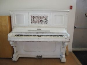 Antique Nordheimer Upright Piano