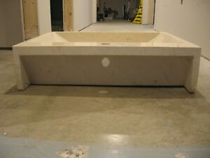 VERY nice solid stone sink Kitchener / Waterloo Kitchener Area image 2