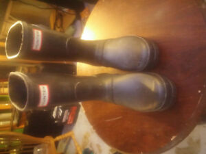 Women's Tall, Original cut, Size 8 Hunter Rain Boots