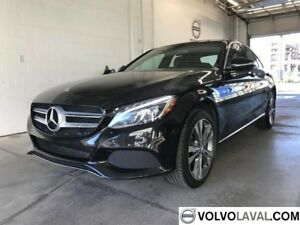 2015 Mercedes-Benz C300 4MATIC Sedan CUIR*LED