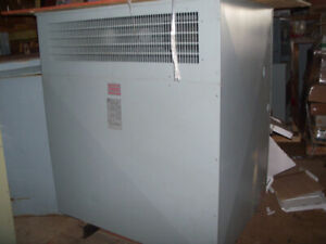 Transformers Wanted- 500 KVA- 600 to 480