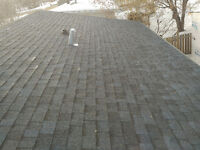 Now Booking Spring Shingle/Roof Replacement!!!