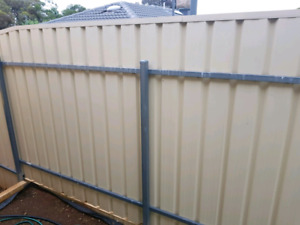 steel fence rails in Adelaide Region, SA | Building Materials