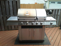 Stainless steel barbecue ON HOLD FOR PU