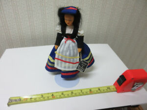 DOLL - costume doll by Peggy Nisbet