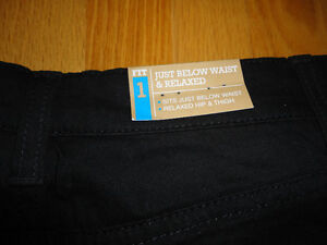 Women's Merona black denim jeans pants Size 6S New with tags London Ontario image 5