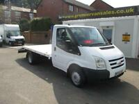 2006 56 FORD TRANSIT 2.4 TDCI DIESEL 140 BHP,,,,NO VAT TO PAY,,FULL SERVICE HIST