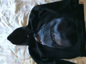 XS Givenchy Shark Hoodie