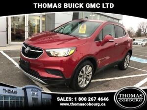 2017 Buick Encore Preferred  LOW KMS! FORMER ONE OWNER LEASE!