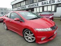 2008 Honda Civic 2.0i-VTEC Type R GT - Platinum Warranty!