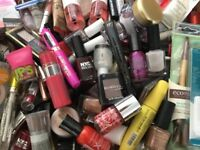 Assorted make-up from £1.00