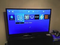 "40"" Samsung 3D LED smart WiFi full HD Freeview built in"