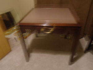 1side table with drawer